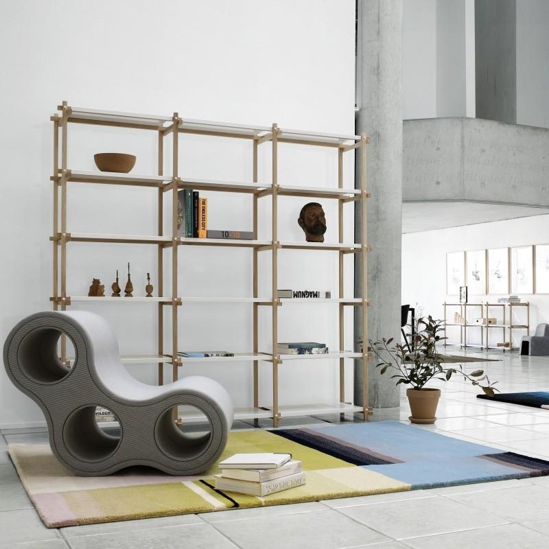 Stilig HAY Woody Column High Shelf | AmbienteDirect LH-77