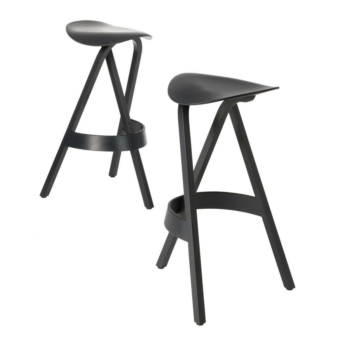 Thonet  404 H Bar Stool 77cm Thonet Bar Stool L77