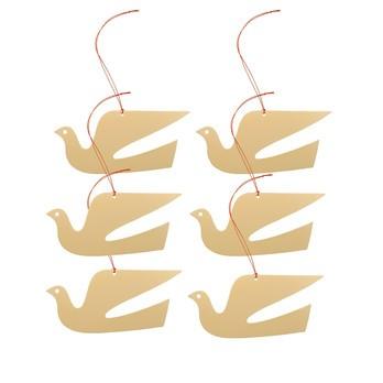 Vitra - Girard Ornamente 6er Set