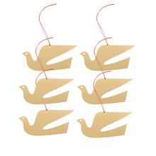 Vitra - Girard Ornamente Taube 6er Set