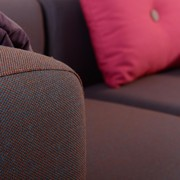 HAY - Mags Sofa-Modul Chaiselongue Links 97x127,5cm