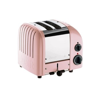Dualit - Limited Edition Classic Vario 2 Toaster - pink/LxBxH 26x21x22cm