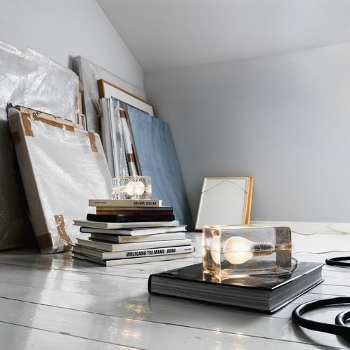 DesignHouseStockholm - Block Lamp Tischleuchte