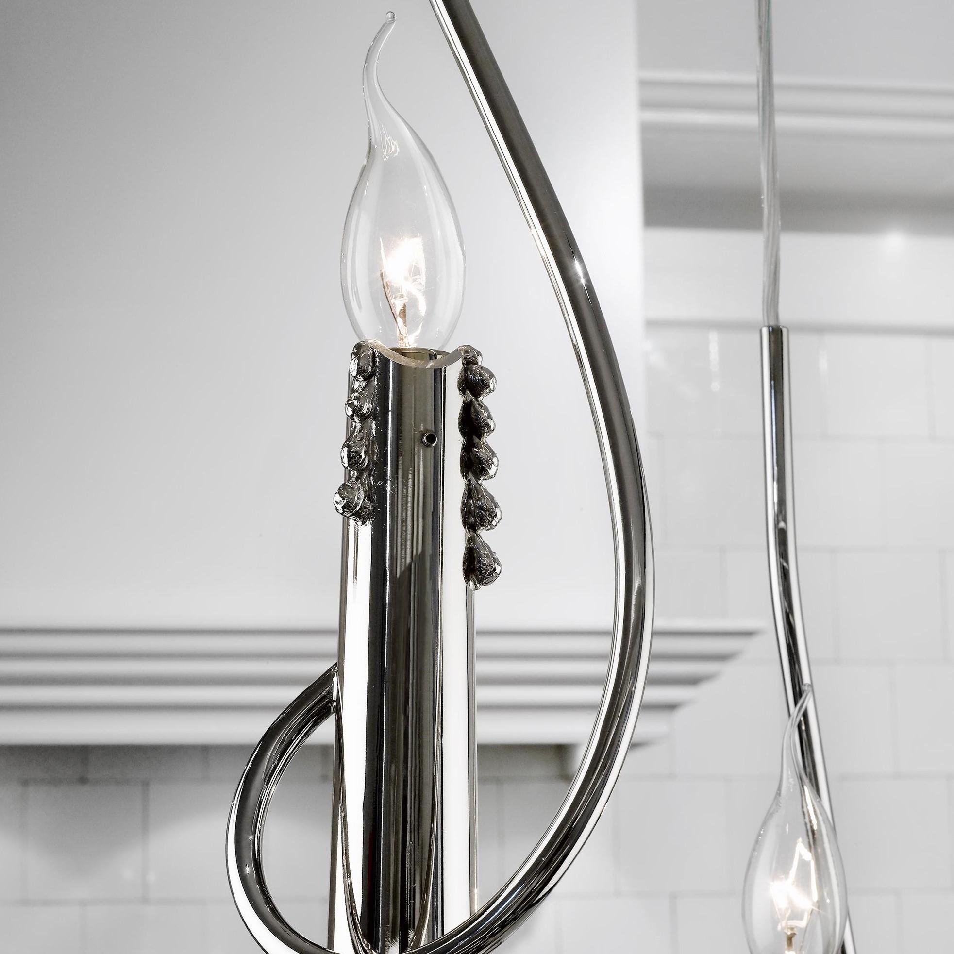 Brand Van Egmond Floating Candles.Floating Candles Suspension Lamp 1x