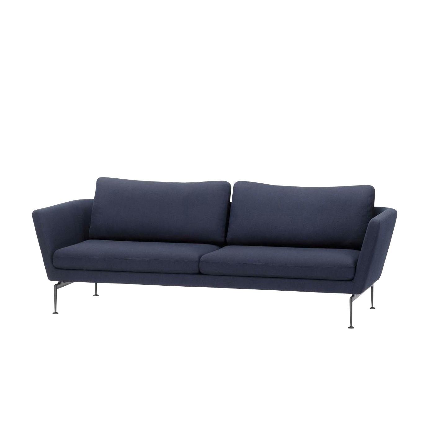 vitra suita citterio 3 sitzer sofa ambientedirect. Black Bedroom Furniture Sets. Home Design Ideas