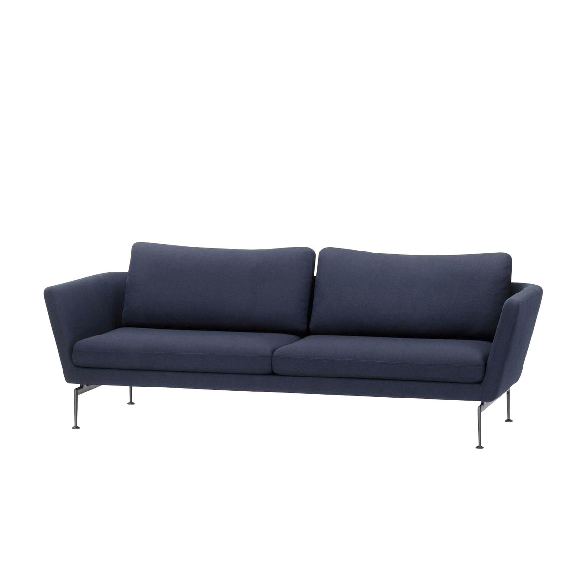 suita citterio 3 seater sofa vitra. Black Bedroom Furniture Sets. Home Design Ideas