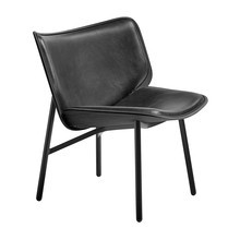 HAY - Dapper Lounge Chair Leather