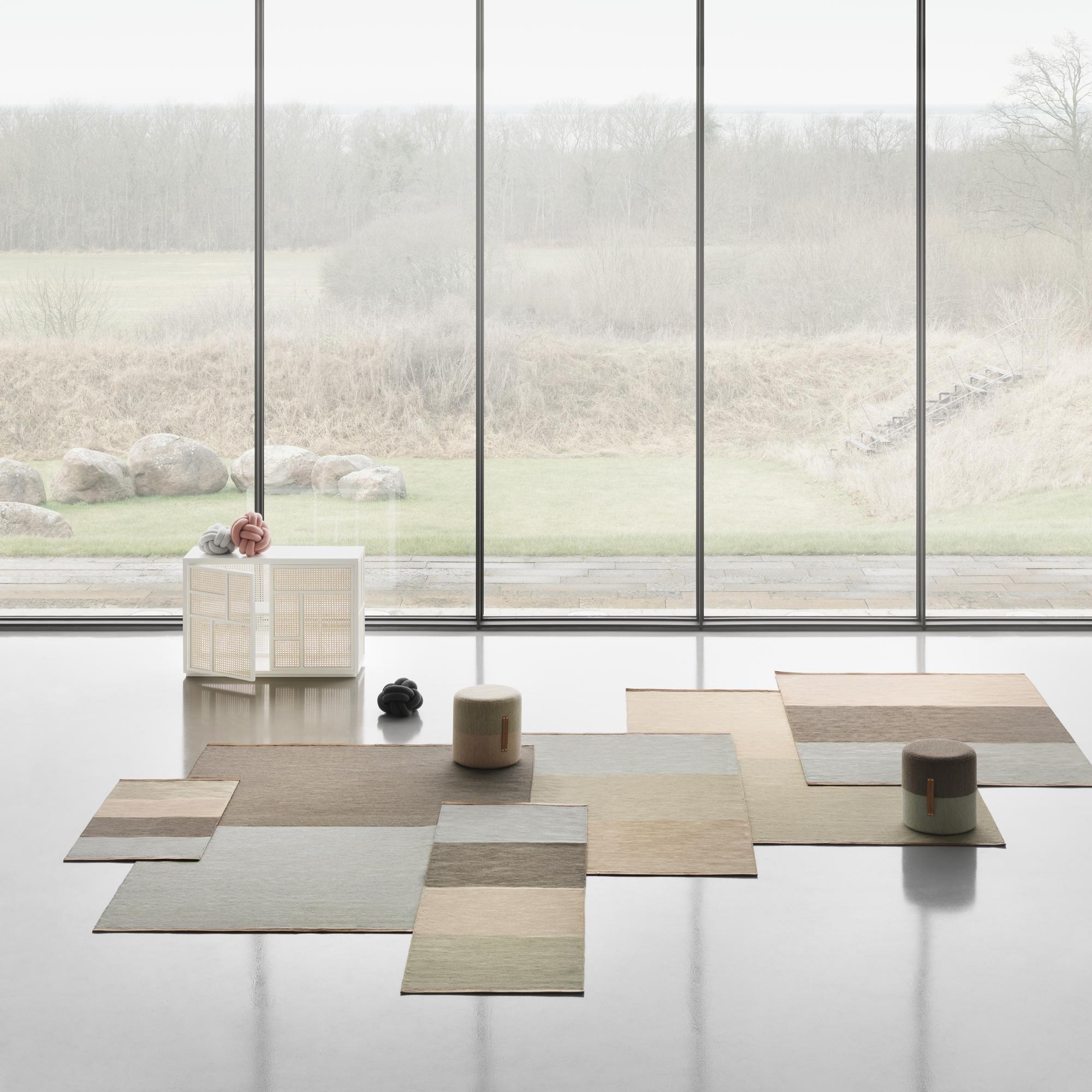 design house stockholm fields rug ambientedirect. Black Bedroom Furniture Sets. Home Design Ideas