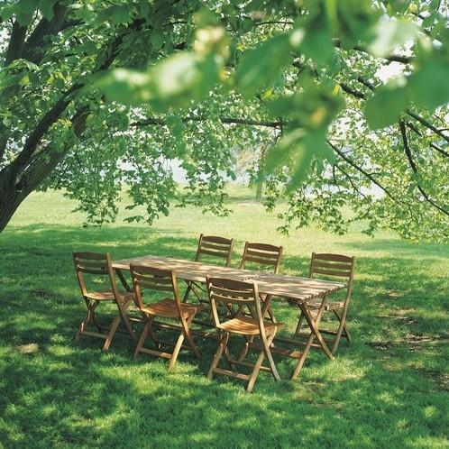 Skagerak - Selandia Gartenstuhl 4er-Set