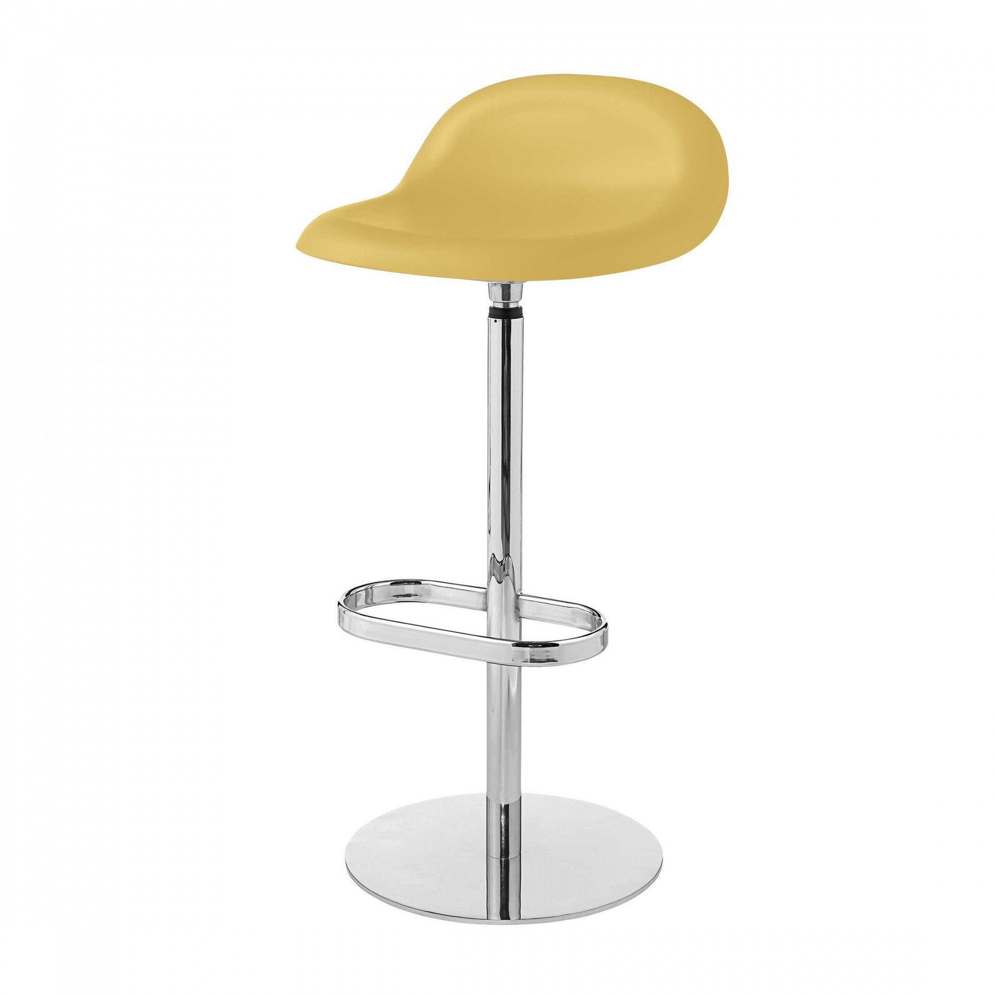 Gubi 3d Counter Stool Tabouret Pivotante Ambientedirect