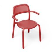 Fatboy - Chaise de jardin avec accoudoirs Toní