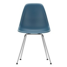 Vitra - Eames Plastic Side Chair DSX Chromed Base