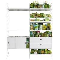 String - String Storage Combo Kitchen 157x200x30cm