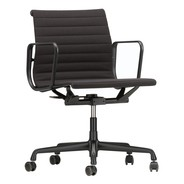 Vitra - EA 117 Aluminium Chair Black Base