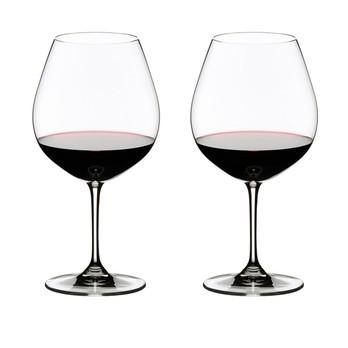 Riedel - Vinum Pinot Noir Weinglas 2er Set  - transparent/H 21cm, 700ccm