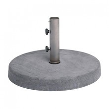 Weishäupl - Weishäupl Parasol Stand Concrete 120kg