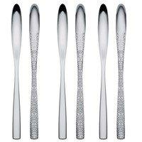 Alessi - Dressed Latte Macchiato Spoon Set of 6