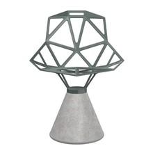 Magis - Chair One Drehstuhl Zementfuß