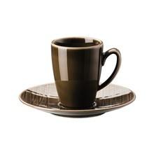 Rosenthal - Rosenthal Mesh Espressotasse mit Untertasse