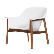 ClassiCon - Sedan Lounger Chair PU-Seat Shell
