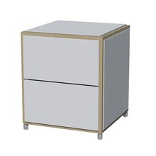 Flötotto - ADD H2 Bedside Table