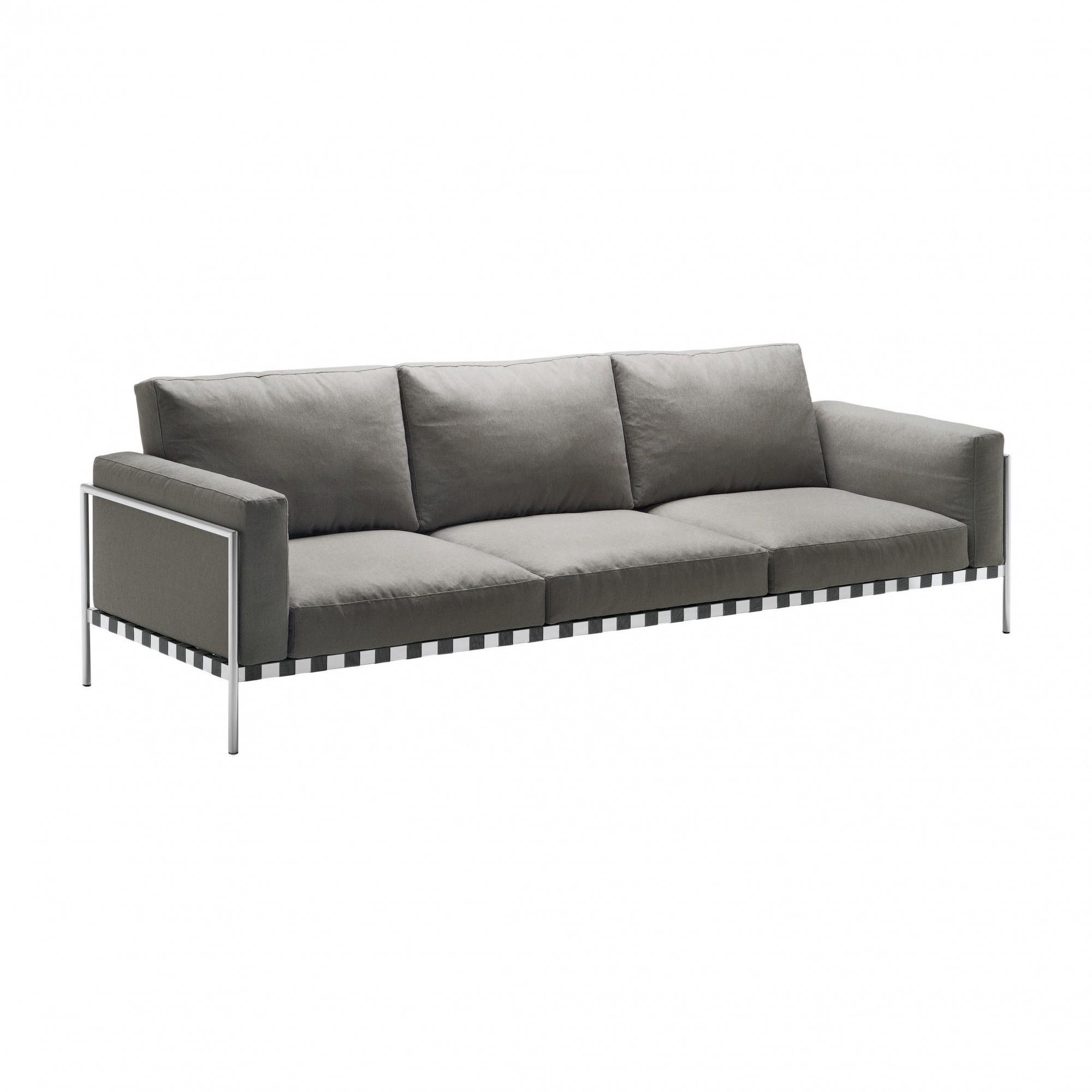 Zanotta Parco Indoor 3 Sitzer Sofa Ambientedirect