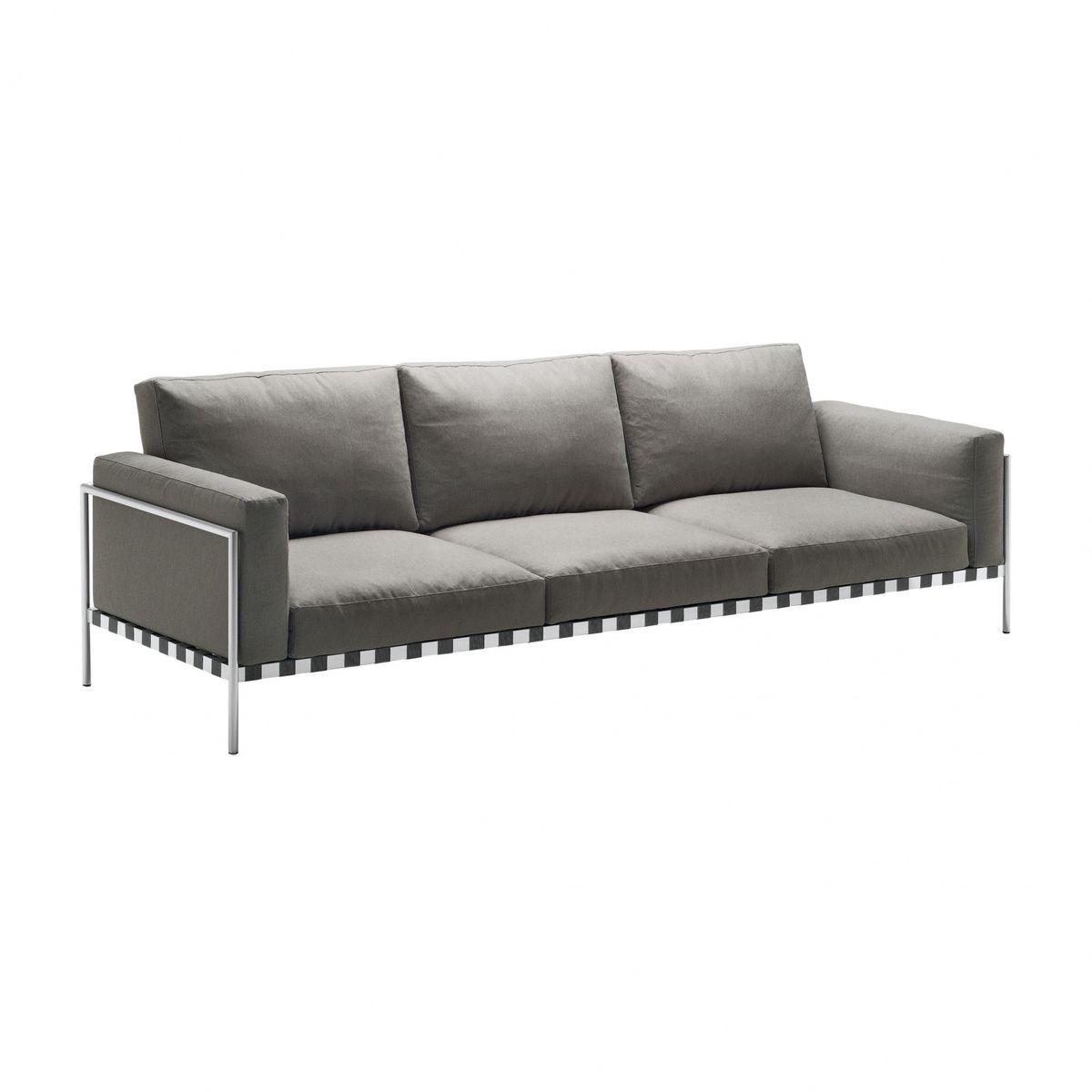 Parco Indoor 3-Seater Sofa | Zanotta | AmbienteDirect.com