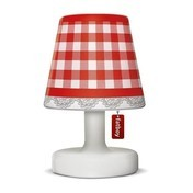 Fatboy - Edison the Petit Cooper Cappie - Plaid Red/ohne Leuchte Edison the Petit