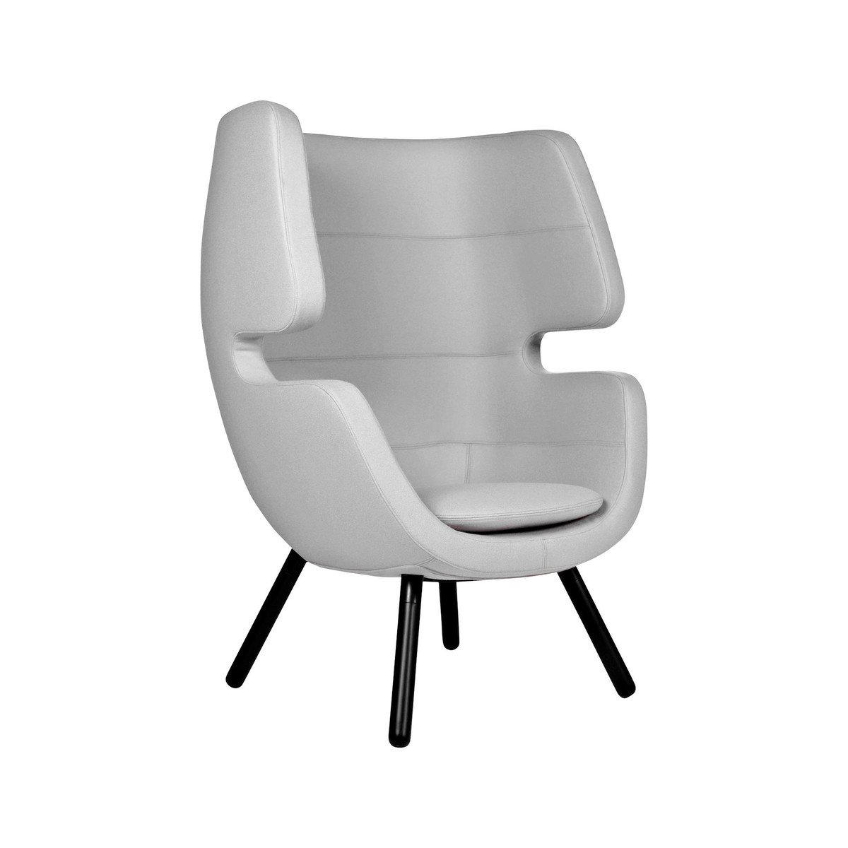 Moai lounge chair sessel softline for Sessel hersteller