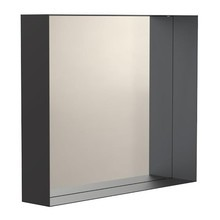 FROST - Unu Mirror With Shelf Frame