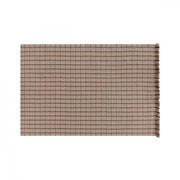 GAN - Garden Layers Checks Rug 180x240cm