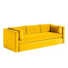 HAY - Hackney 3-Sitzer Sofa Samt