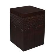 Zanat - Branco - Boîte de rangement L H 43 cm
