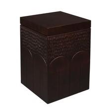 Zanat - Branco - Caja de almacenamiento L H 43 cm