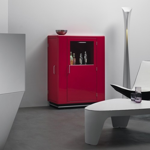 müller möbelfabrikation - Classic Line Barschrank