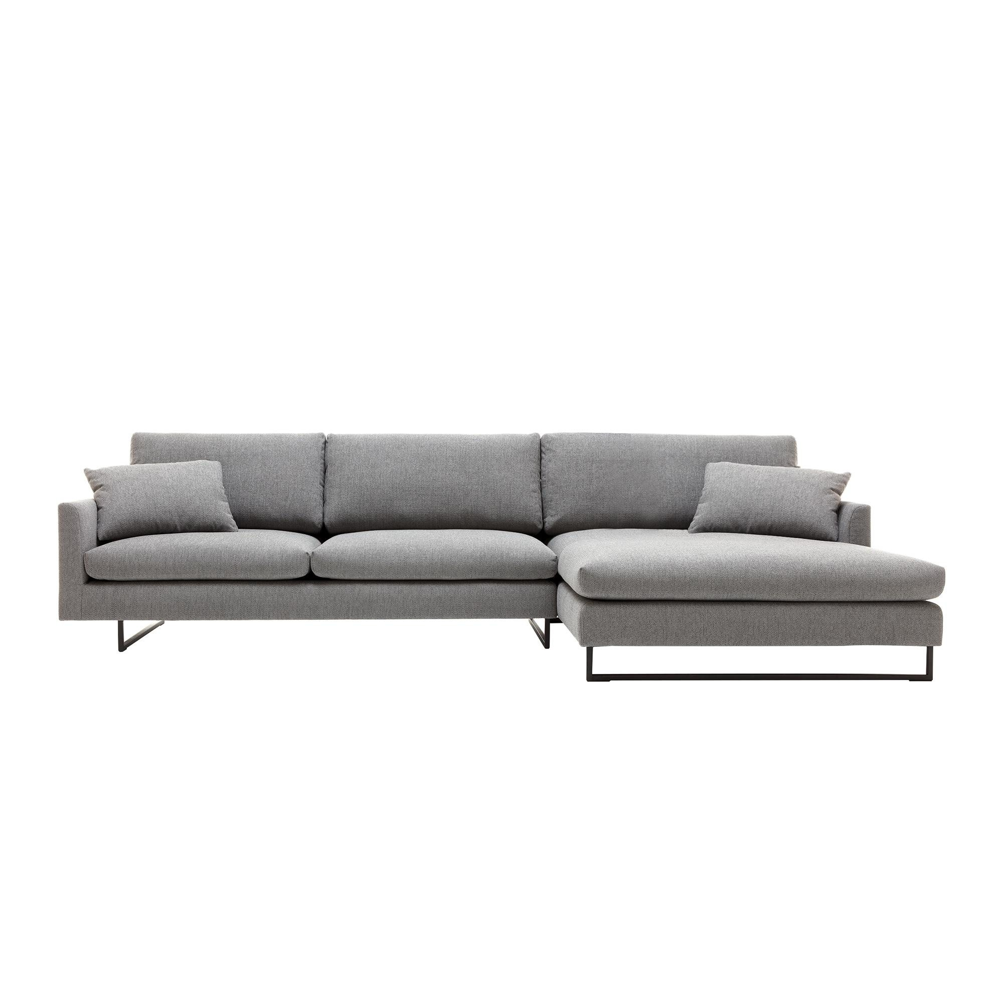 Freistil Rolf Benz Freistil 134 Lounge Sofa 330x177cm Ambientedirect