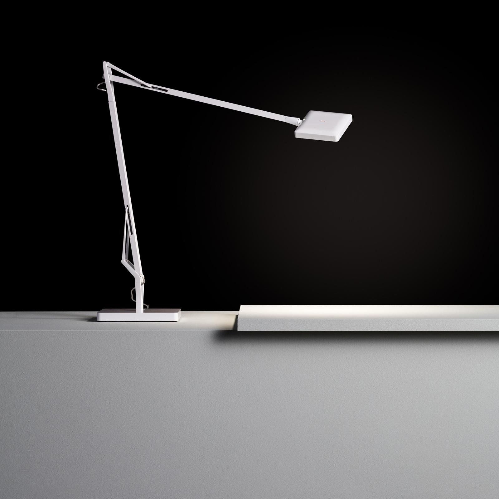 Flos Kelvin Led Green Mode Desk Lamp With Base