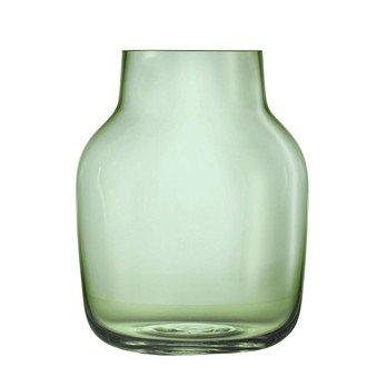 Muuto - Silent Vase - grün/Größe 2: Ø15cm