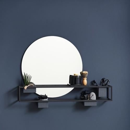 Woud - Woud Aufbewahrungsbox mit Spiegel