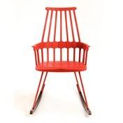 Kartell: Hersteller - Kartell - Comback Chair Schaukelstuhl