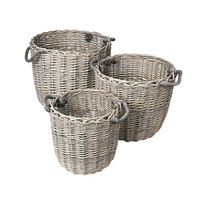 Blomus - Canasto Basket Set Of 3