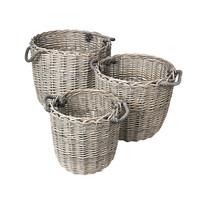 Blomus - Canasto Basket Set Of 3