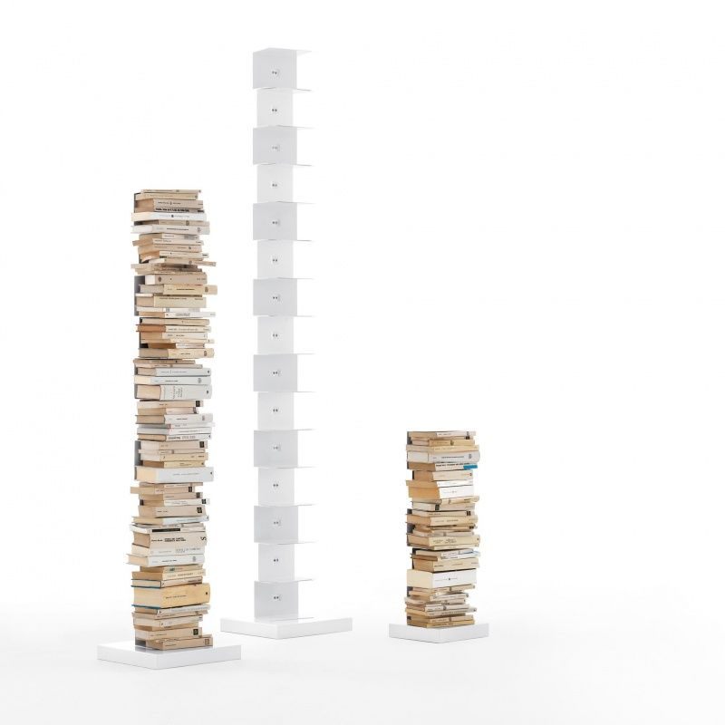 bibliotheque colonne. Black Bedroom Furniture Sets. Home Design Ideas