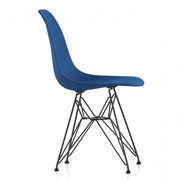 Vitra - Eames Plastic Side Chair DSR Black Base