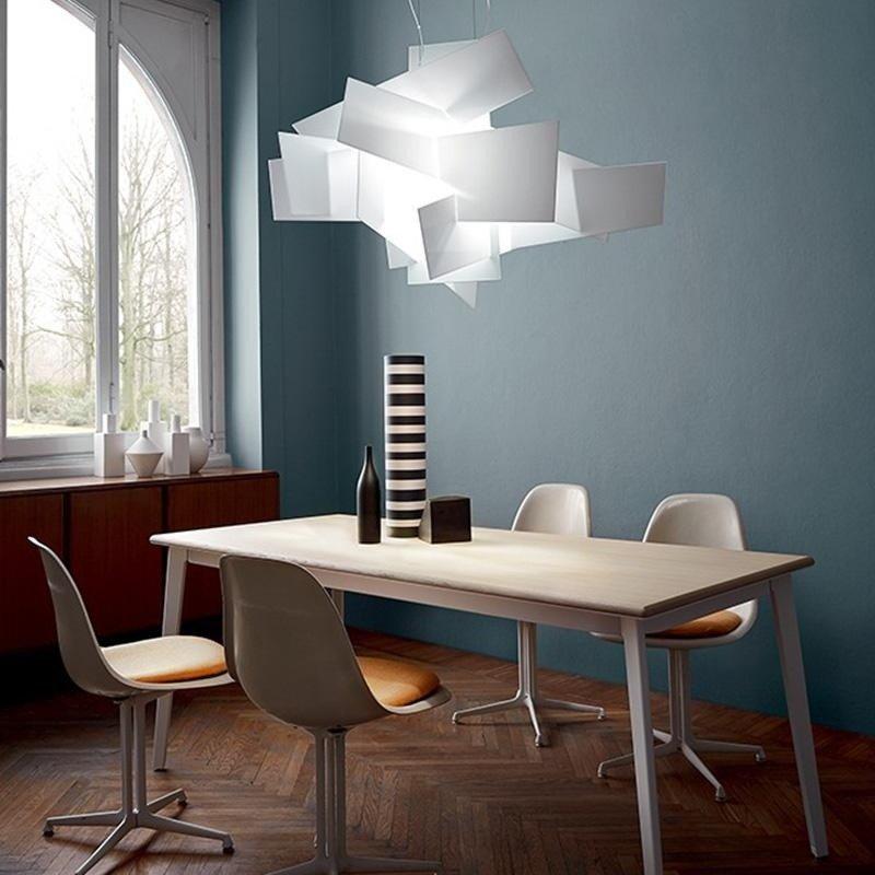Big Bang L LED Suspension Lamp | Foscarini | AmbienteDirect.com
