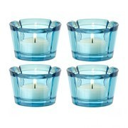 Rosendahl Design - Grand Cru - Lot de 4 bougeoirs