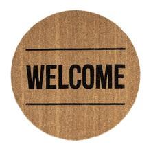 Bloomingville - Welcome Fußmatte