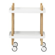Normann Copenhagen - Block Side Table/Trolley