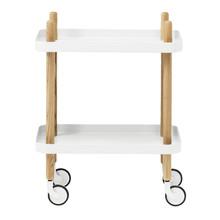 Normann Copenhagen - Block Side Table/Trolley