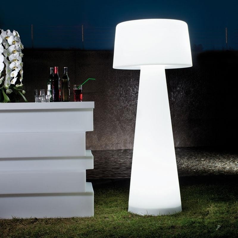 Pedrali   Time Out Outdoor Floor Lamp ...
